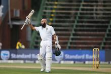 3rd Test: Amla Scores Century in 100th Test as South Africa Take Control