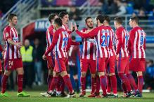 Atletico Madrid Ease Into Copa Del Rey Semis
