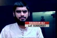 NIA Files Chargesheet Against Lashkar Terrorist Bahadur Ali
