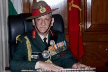 Will Make Terrorists, Their Sponsors Feel the Pain: Army Chief Bipin Rawat