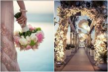 This Indian Wedding At The Burj Al Arab Terrace Is Like A Dream Come True