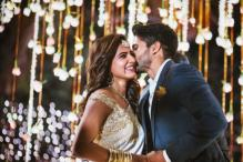 Naga Chaitanya and Samantha Engaged; Father Nagarjuna Shares Photos