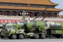 China's Military Testing New 400-km Range Air-to-air Missile?