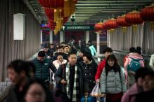Millions Travel For China's Lunar New Year Festival