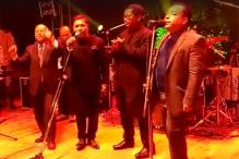 Meghalaya CM Crooning a Beatles Classic With Oppn Leader is Perfect
