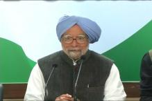 Economy in Bad Shape, NDA Exaggerating Numbers, Says Congress