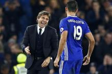 Antonio Conte Handled Diego Costa Situation Well: Ballack