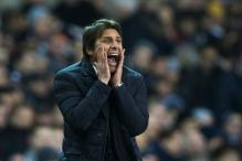 Antonio Conte Out of Running for Italy Job, Di Biagio an Option