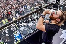 David Guetta Performs In Mumbai, Says We Deserve This Party