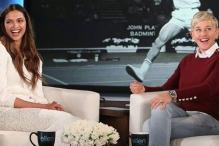 Ellen DeGeneres Is an Amazing Person: Deepika Padukone