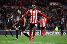 EPL: Jermain Defoe Penalties Earn Sunderland 2-2 Draw With Liverpool