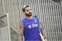 Dhawan, Ishant in Delhi Squad for Syed Mushtaq Ali Trophy