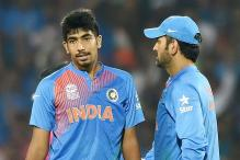 MS Dhoni 'The Cool Captain' Will be Missed: Jasprit Bumrah