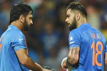 Dhoni Will Always Be My Captain, Says Virat Kohli