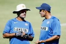 MS Dhoni and Anil Kumble Deep in Conversation Ahead of Second T20