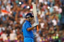 MS Dhoni Slams Another 'Century' at Chepauk; Sachin Tendulkar Elated