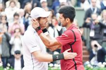 Murray, Wawrinka Will Be Ready At French Open Despite Form Dip - Novak Djokovic