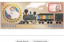 Google Honours Sandford Fleming on 190th Birthday With Beautiful Doodle