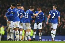 EPL: Everton Hammer Manchester City 4-0 to Put Dent in Title Hopes