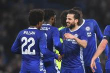 Fabregas & Morata Give Chelsea Victory Over Everton