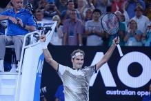 Roger Federer Sees Off Kei Nishikori in Five Sets to Enter Quarters