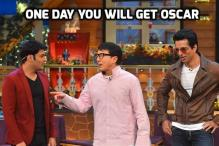 How Jackie Chan Killed It On The Kapil Sharma Show