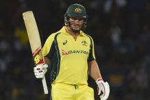 Aaron Finch Named T20I Captain for Sri Lanka Series