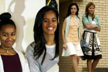 Bush Sisters Write A Heartwarming Letter For Malia And Sasha Obama
