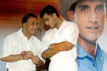 Sunil Gavaskar Backs Sourav Ganguly for Interim BCCI President