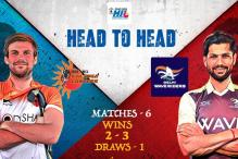HIL 2017, Kalinga Lancers vs Delhi Waveriders, Match 2:  As It Happened