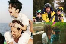 Hrithik Roshan's Recent Photos with Hridhaan and Hrehaan Will Set a New Benchmark For Dads