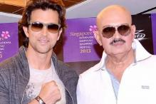 My Father Doesn't Need Anyone To Take His Legacy Forward: Hrithik Roshan