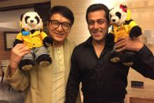 Jackie Chan Keeps His Word, Meets Salman Khan During His Visit To India