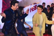 Indian Producer Keen To Make Film With Jackie Chan