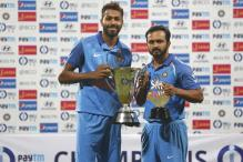 Jadhav, Pandya's Show Great Demo for Champions Trophy: Virat Kohli