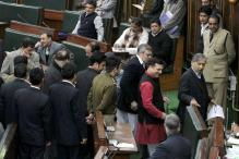 J&K Assembly Disrupted Over Power Cut