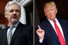 Donald Trump Sides With Julian Assange Over Russia Hacking Claim