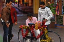 Sonu-Jackie's Bicycle Sold For Rs 10 lakh On The Kapil Sharma Show