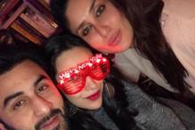 Kareena, Saif, Ranbir and Karisma Ring In New Year 2017 Together