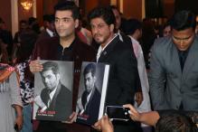 SRK, Alia Bhatt, Sidharth Malhotra: Celebrities Attend Karan Johar's Book Launch