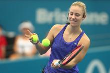 Kerber Enjoying Pressure of Being World No.1