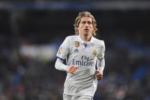 Real Madrid's Luka Modric, Marcelo Sustain Muscle Injuries