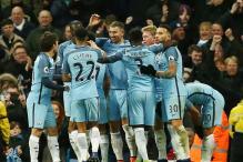 Clichy, Aguero Score as Manchester City Beat Burnley 2-1