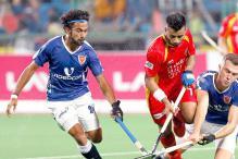 HIL 2017: Nikkin's Late Goal Earns 3-3 Draw for Dabang Mumbai in Opener