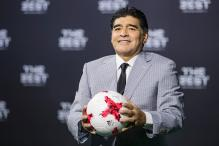 Diego Maradona Set to Become Napoli Global Ambassador