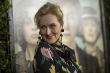 Meryl Streep Responds With A GIF To Her Oscar Nomination