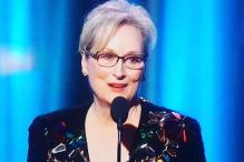 Watch: Meryl Streep Criticises Donald Trump In Golden Globes 2017 Speech