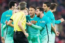 Copa del Rey: Barcelona Start 2017 With Defeat at Nine-Man Athletic Bilbao