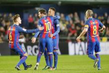 Copa Del Rey: Lionel Messi Free-Kick Magic Sends Barcelona into Quarters