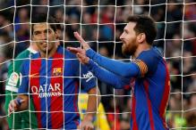 Lionel Messi on Target as Barcelona Edge Atletico Madrid